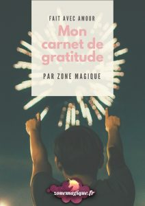 challenge gratitude zone magique