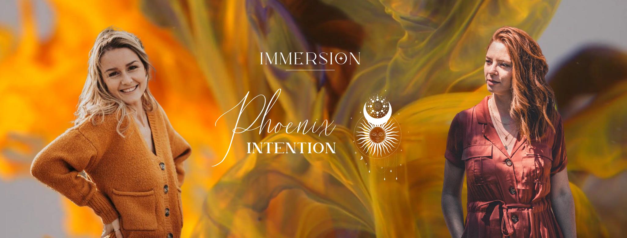 Banniere Phoenix Intention