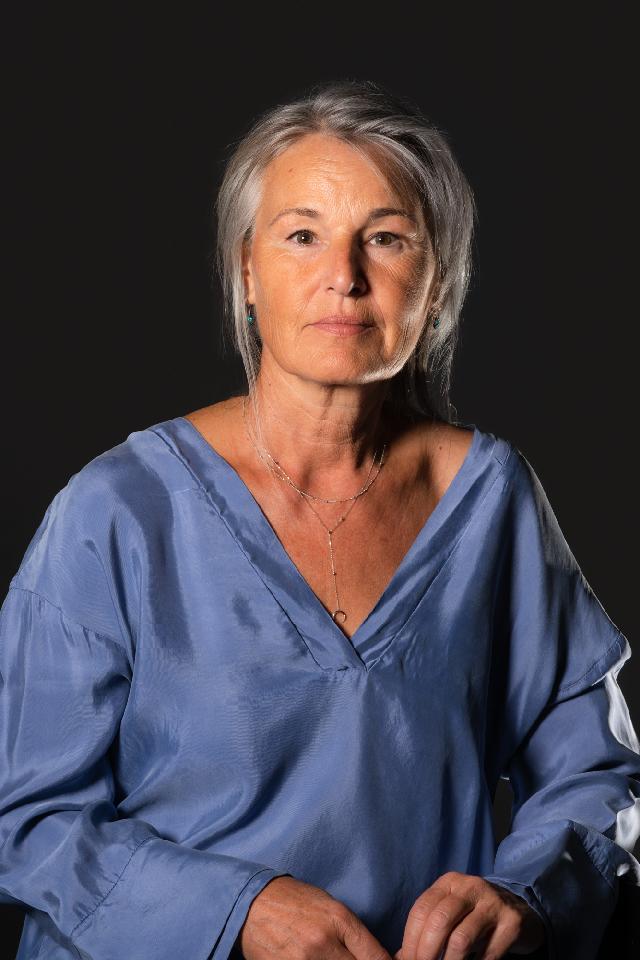 Portrait de Brigitte Equilibri